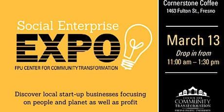 Social Enterprise Expo tickets