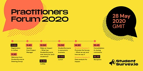 StudentSurvey.ie Practitioners Forum 2020 tickets
