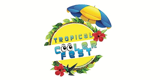 """Tropical Cooler Fest  """" All White Edition """""""