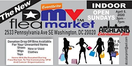 The DC Flea Market is Now The DMV Flea Market  tickets