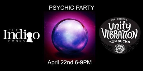 Psychic Party at Unity Vibrations tickets