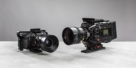 Choosing the right camera for your production | with Blackmagic Design tickets