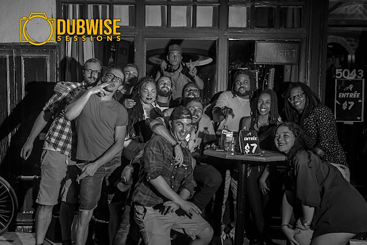 Image de Soirée Reggae Night DUBWISE SESSIONS