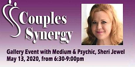 Virtual Gallery Event with Medium & Psychic, Sheri Jewel tickets