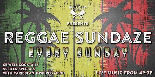 Reggae Sundaze at The Butcher Shop with Caribbean-Inspired Menu