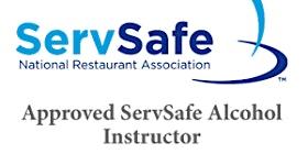 """Alcohol Certification Class and Exam """"ServSafe"""" Atlantic City"""