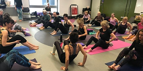 Yoga as Therapy for Back Care - CPD Yoga Therapy Training with Elena Voyce tickets