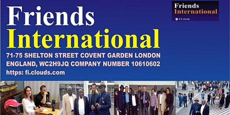 Fi London Tourist Boot Camp-Take Your Business, gifts and Talents Overseas tickets