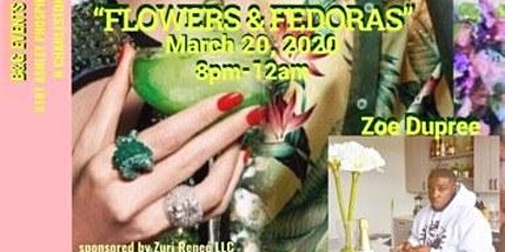 "The Fashion Conversation ""Flower & Fedoras"" tickets"