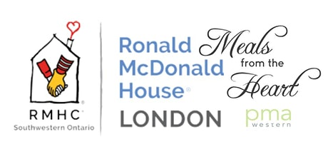 Ronald McDonald House - Meals from the Heart - Volunteer Night tickets