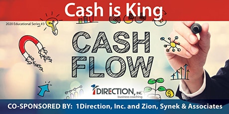 Cash is King tickets