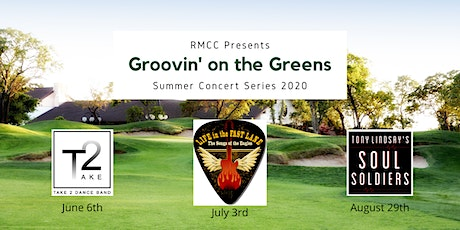 Take 2 - Groovin' on the Greens tickets