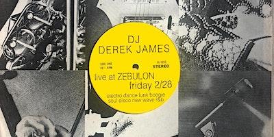Free Dance party with DJ Derek James