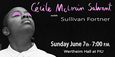 Cécile Mc Lorin Salvant & Sullivan Fortner tickets