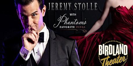 Jeremy Stolle with Phantom's Favorite Divas tickets