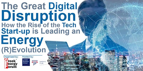 The Great Digital Disruption tickets