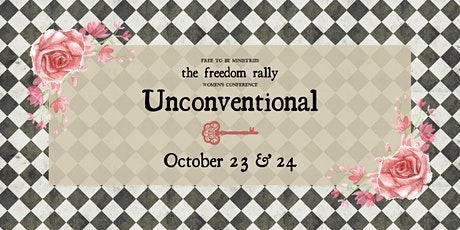 The Freedom Rally 2020: Unconventional tickets