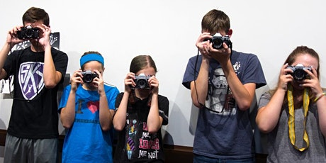 Exploring Photography for Teens: Session One tickets