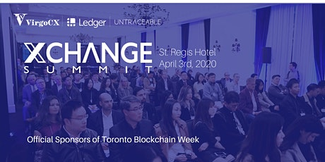 XChange Summit 2020 (Blockchain and Digital Assets) tickets