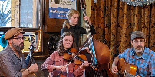 Music of the Carolinas: Lillian Chase and The Deadpan Stringband
