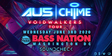 Bass Nation DC feat. Au5 + Chime tickets