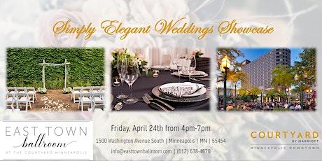 East Town Ballroom's Simply Elegant Wedding Showcase tickets