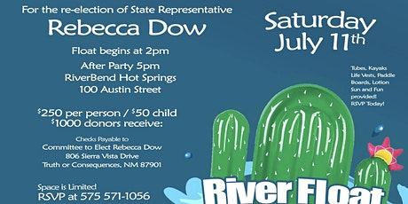 2020 Dow River Float FUNraiser tickets