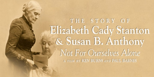 Women's History Month, Saturday Afternoon Movie