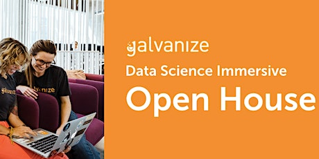Galvanize NYC: Data Science Open House & Tour tickets