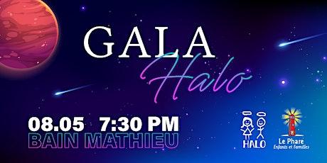 Halo Gala tickets