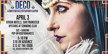 Deco : A Party for the 21st Century Flapper tickets