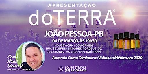 Evento dōTERRA João Pessoa