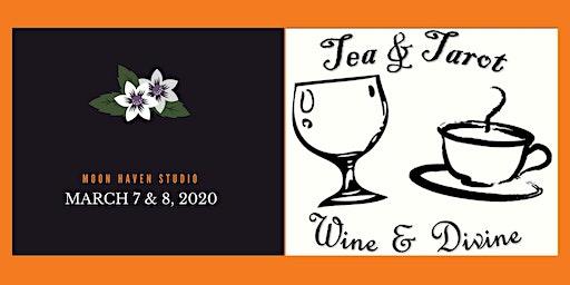 Moon Haven Tea & Tarot, Wine & Divine