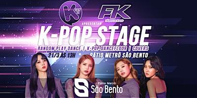 K-POP STAGE SÃO PAULO (EVENTO ADIADO)