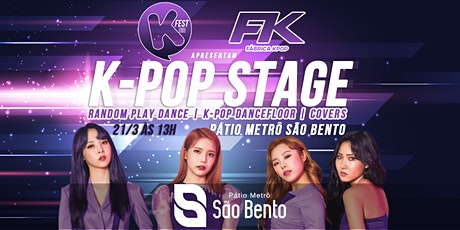K-POP STAGE SÃO PAULO (EVENTO ADIADO) ingressos