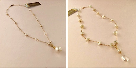 Jewelry Making Workshop - Bridal Necklace tickets