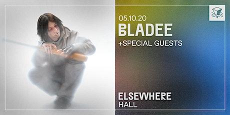 Bladee @ Elsewhere (Hall) tickets