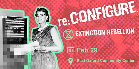 Reconfigure: Digital Privacy Workshop with XR Oxford tickets