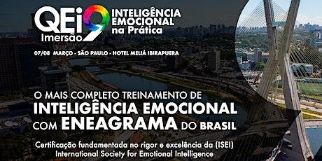 Imersão QEi9 - Inteligência Emocional com Eneagrama na Prática | 7e 8 de Março -  São Paulo-SP  ingressos