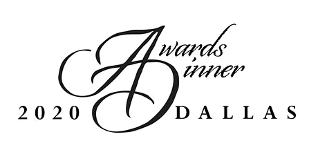 2020 Dallas Awards Dinner tickets