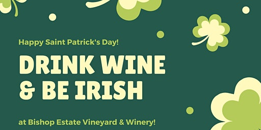 St. Patty's Day Party with Trivia and Best Dressed contest!