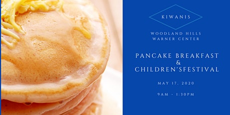 Children's Festival and Pancake Breakfast tickets