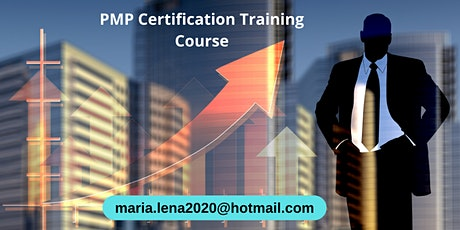 PMP Certification Classroom Training in Capitola, CA tickets