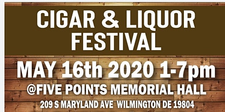 Fire Points Fire Company Cigar & Liquor Festival tickets