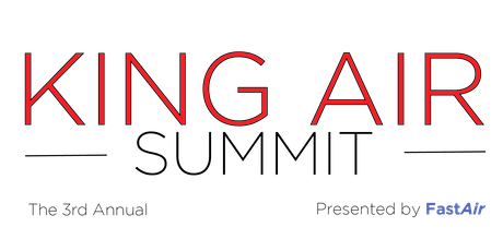 King Air Summit Canada - Participant Registration tickets