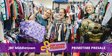 Pimetime Presale pass | May 31st | JBF Middletown Spring 2020 | Mega Children's Sale event  tickets