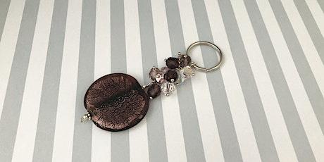 Jewelry Making Workshop - Beaded Key Chain tickets