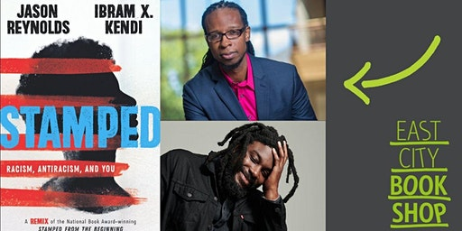 Jason Reynolds and Ibram X. Kendi, Stamped: Racism, Antiracism, and You