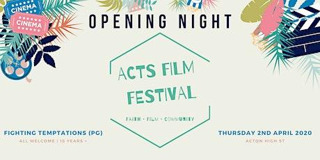ACTS FILM FESTIVAL**Screening Fighting Temptations** tickets