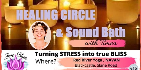 Copy of Sound Bath & Voice Healing in Navan tickets